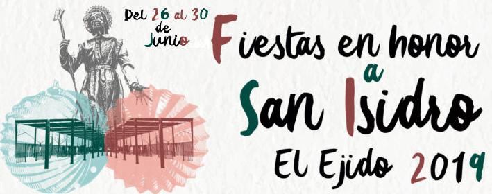 Programación Fiestas de San Isidro 2019
